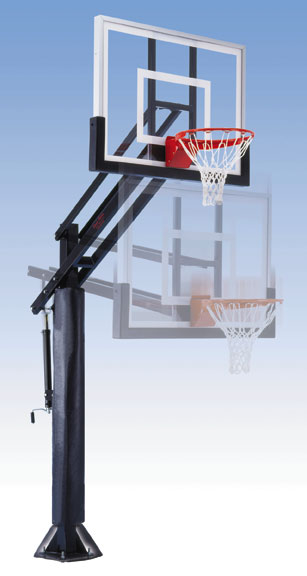 Adjustable Basketball Backboard Systems