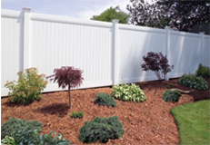 Lexington Vinyl Fence by Bufftech (Certainteed)